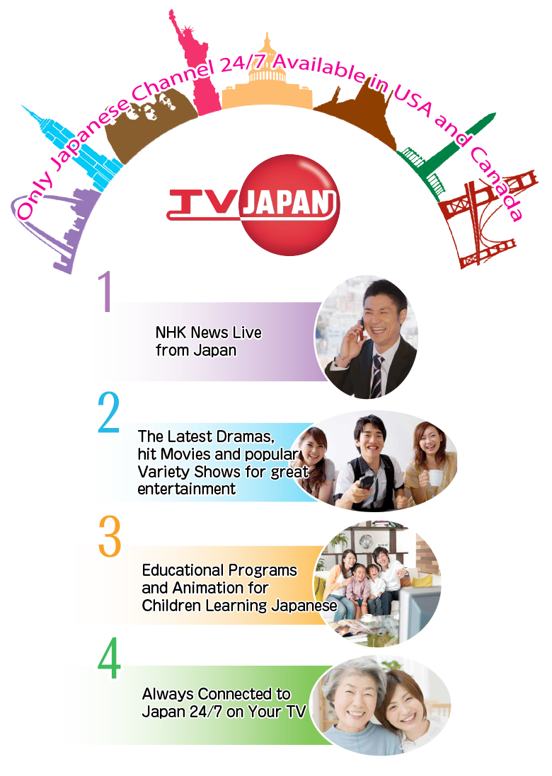 What is TV JAPAN | Quality Japanese Channel 24/7