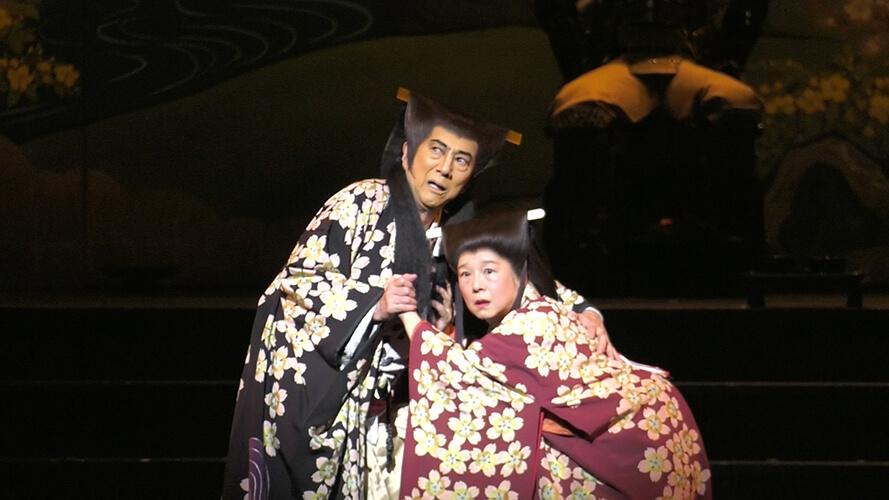 Image: 故・蜷川幸雄の代表作「Ninagawa ・マクベス」NY公演