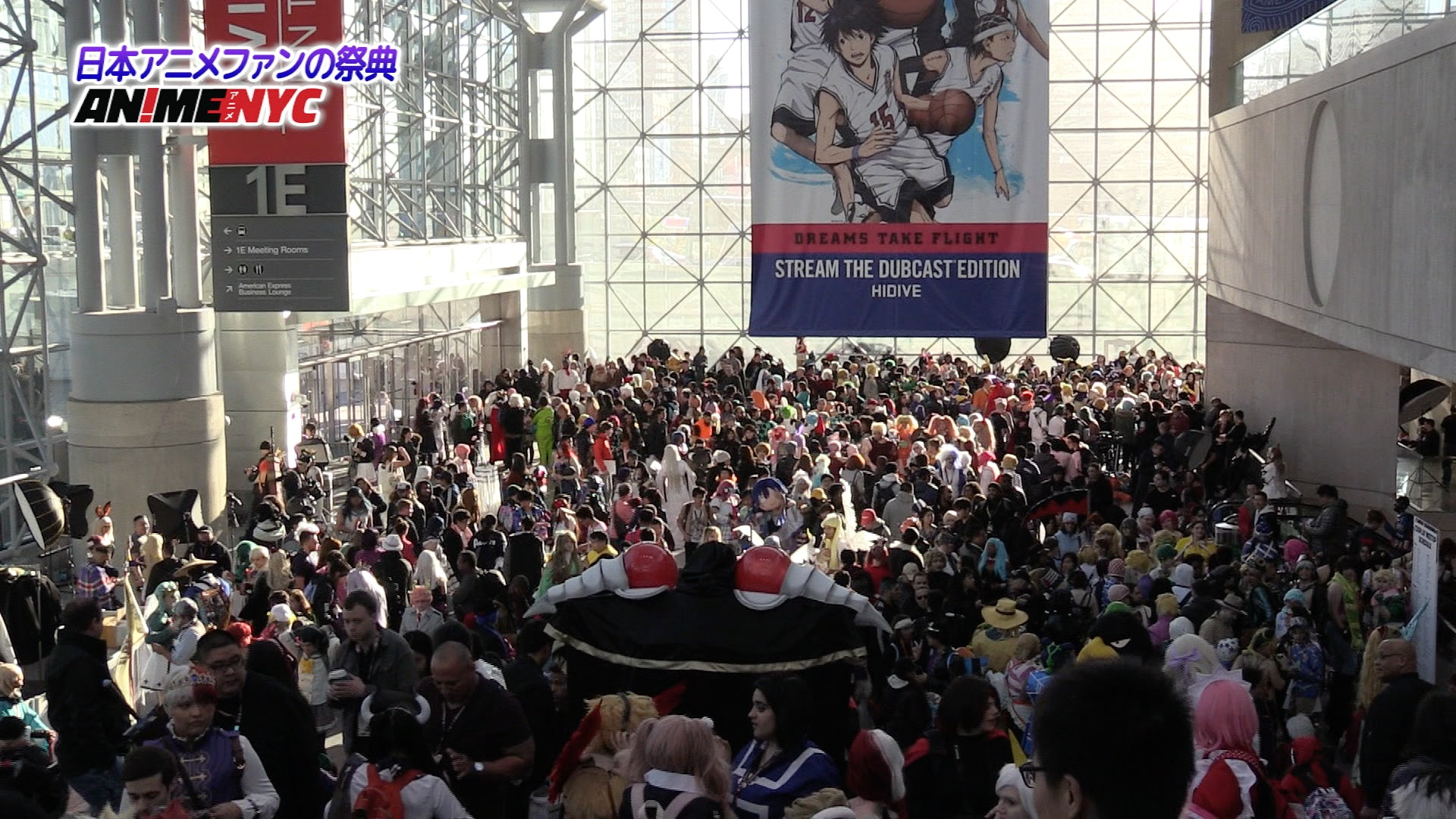Image: アニメのコンベンション「Anime NYC」