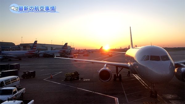 Image: 新型コロナウイルスの感染拡大の影響 最新の航空事情