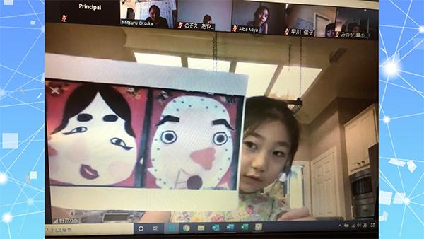 Image: ヒューストン日本語補習校 オンライン授業化に挑戦